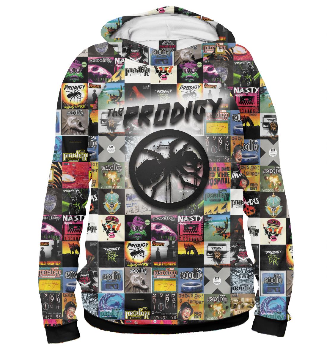 Купить Prodigy All Albums, Printbar, Худи, THE-779492-hud-1