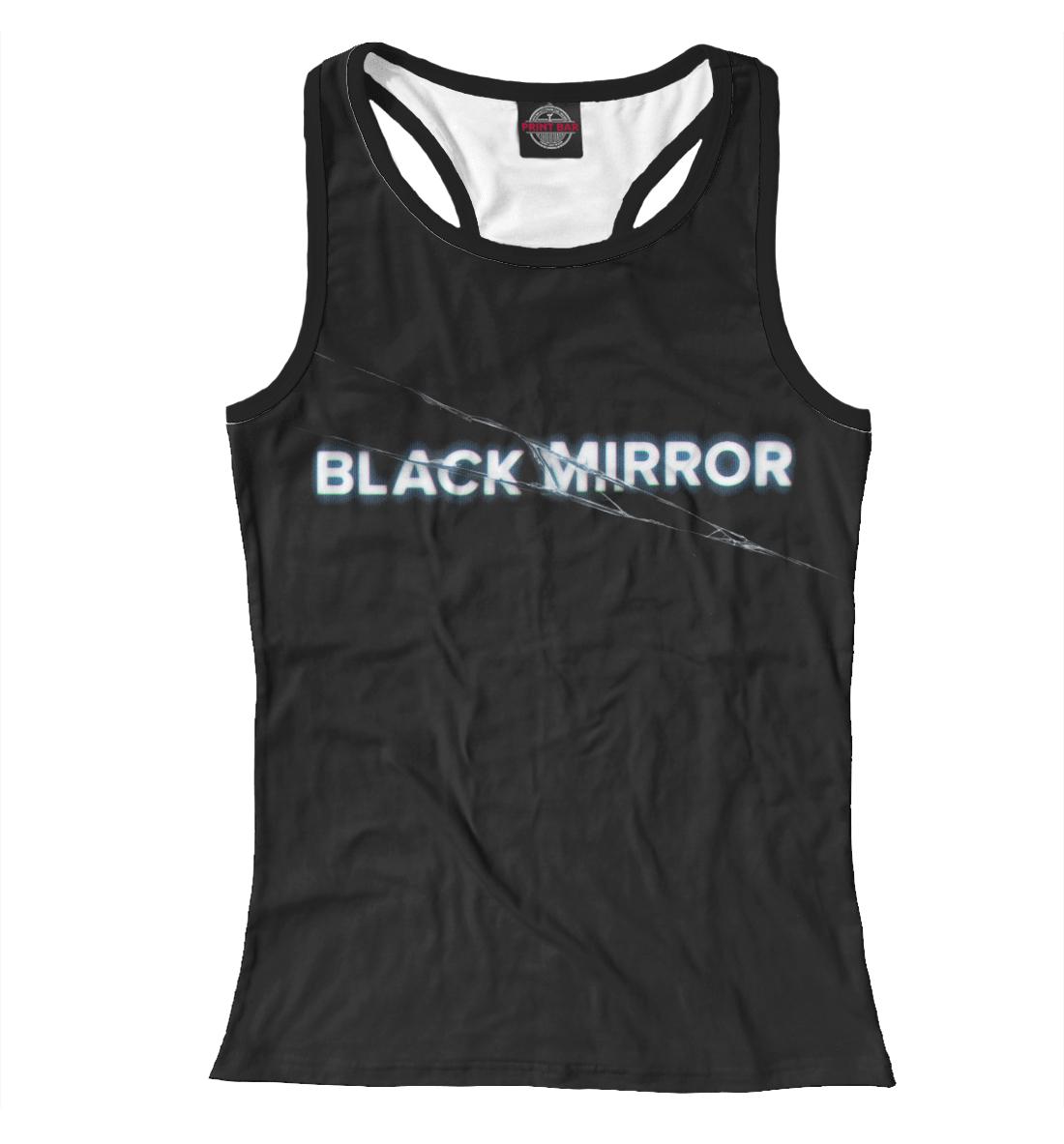 Купить Black Mirror, Printbar, Майки борцовки, BLM-135333-mayb-1