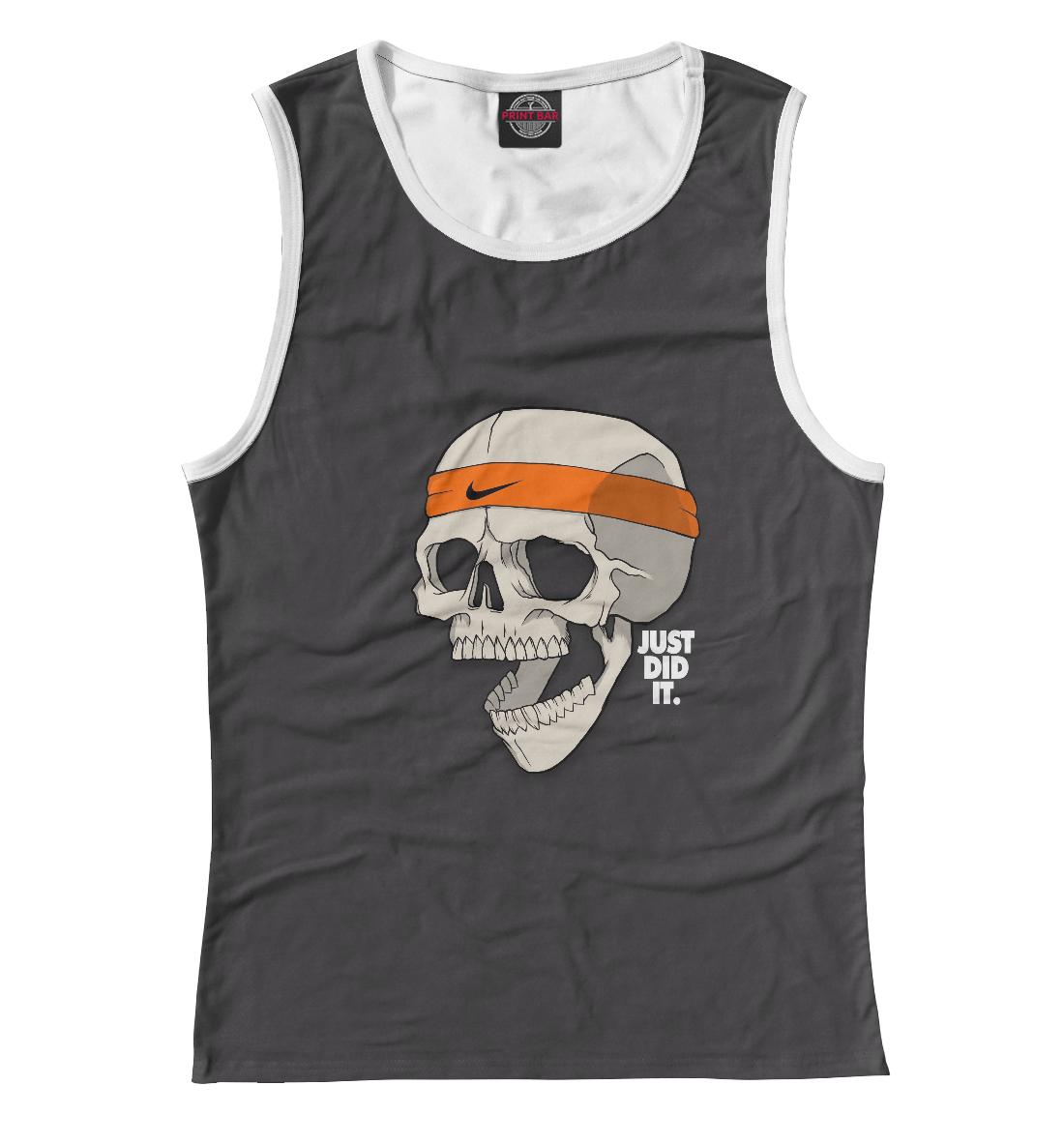 Купить The Possibility Of Skull, Printbar, Майки, APD-981267-may-1