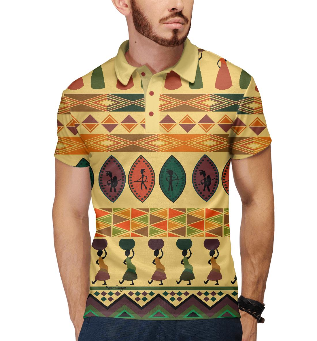 African motif