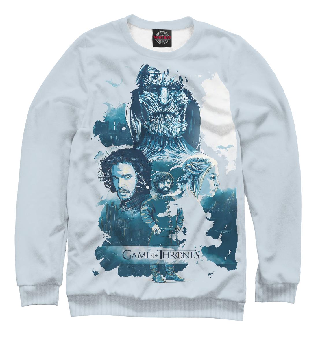 Купить Game of Thrones, Printbar, Свитшоты, IGR-451363-swi-2