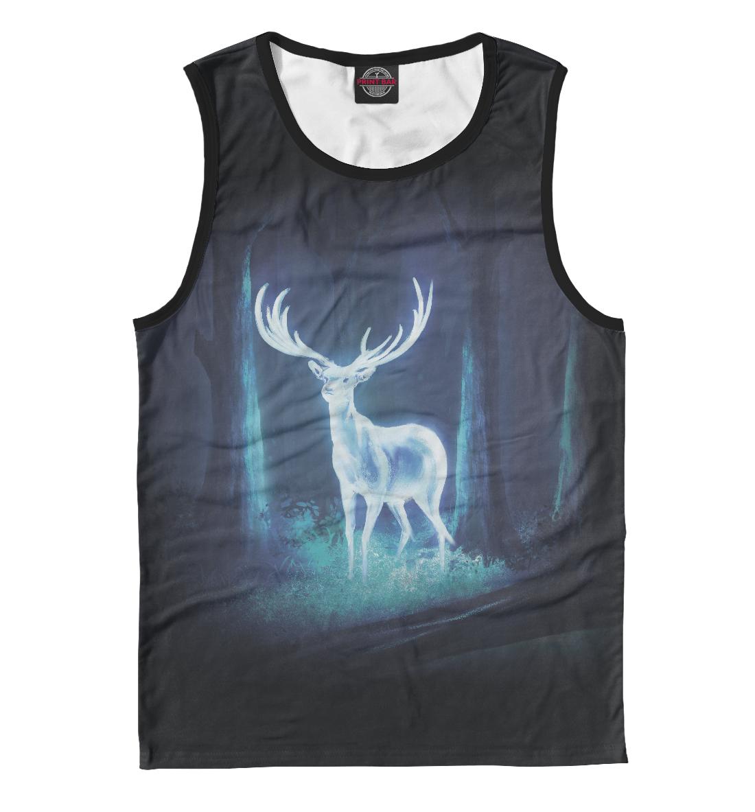 Светящийся олень