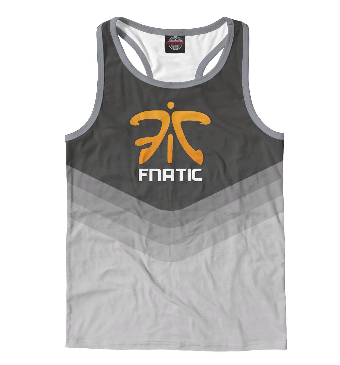 Купить Fnatic Team, Printbar, Майки борцовки, COU-900284-mayb-2