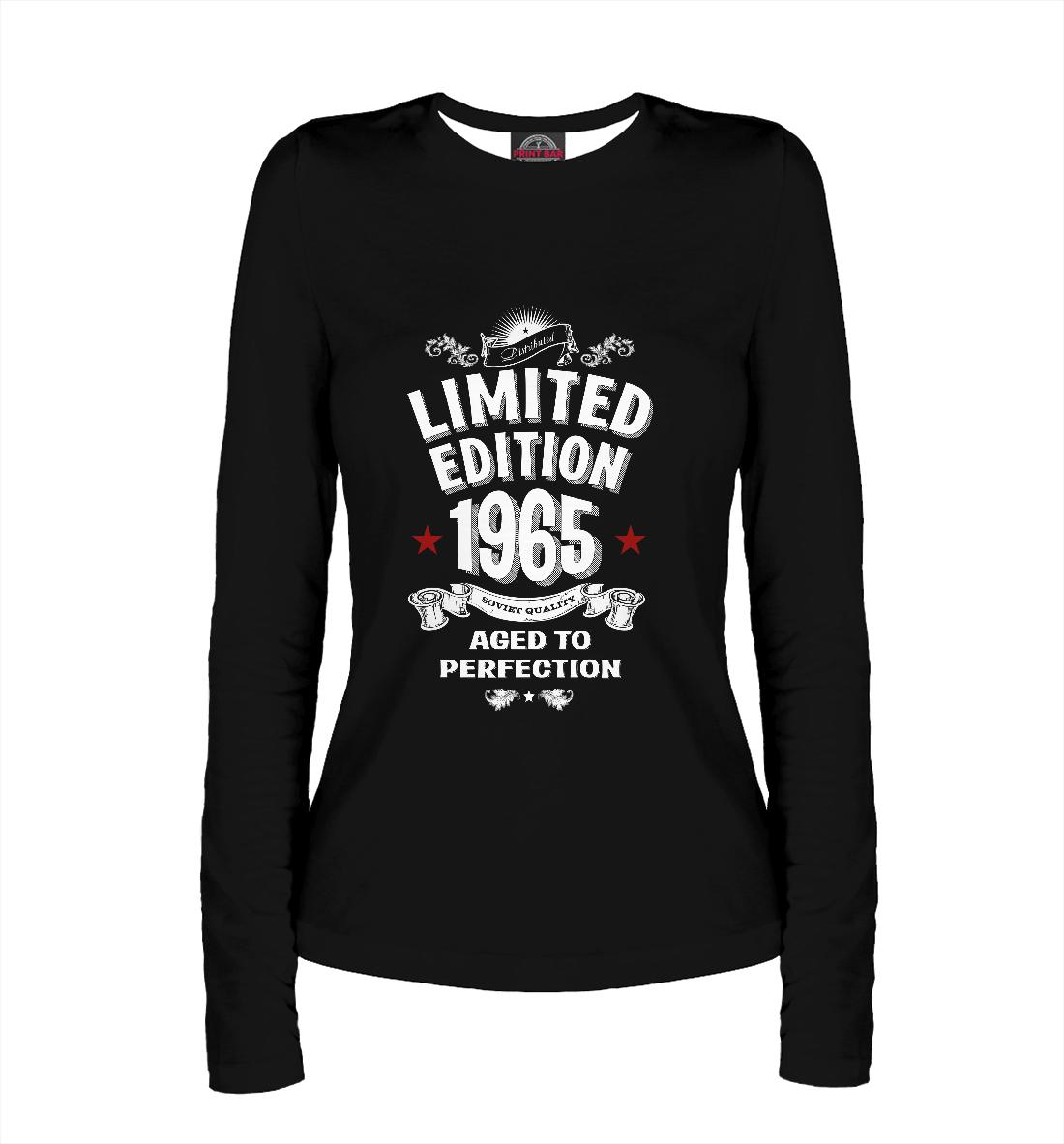 Купить Ограниченная серия 1965, Printbar, Лонгсливы, RZP-270056-lon-1