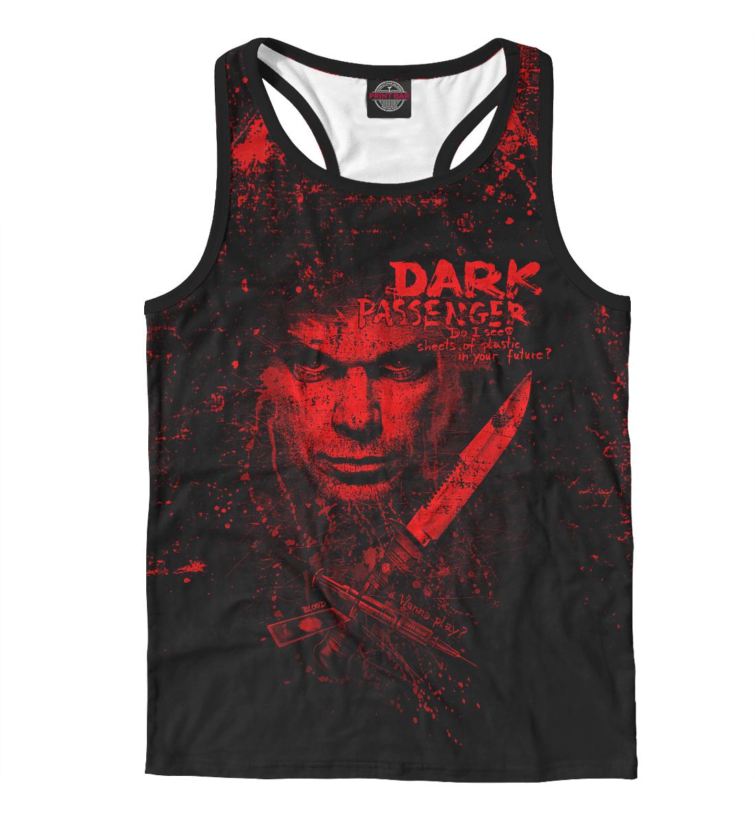 Купить Dark Passenger, Printbar, Майки борцовки, DCS-152950-mayb-2