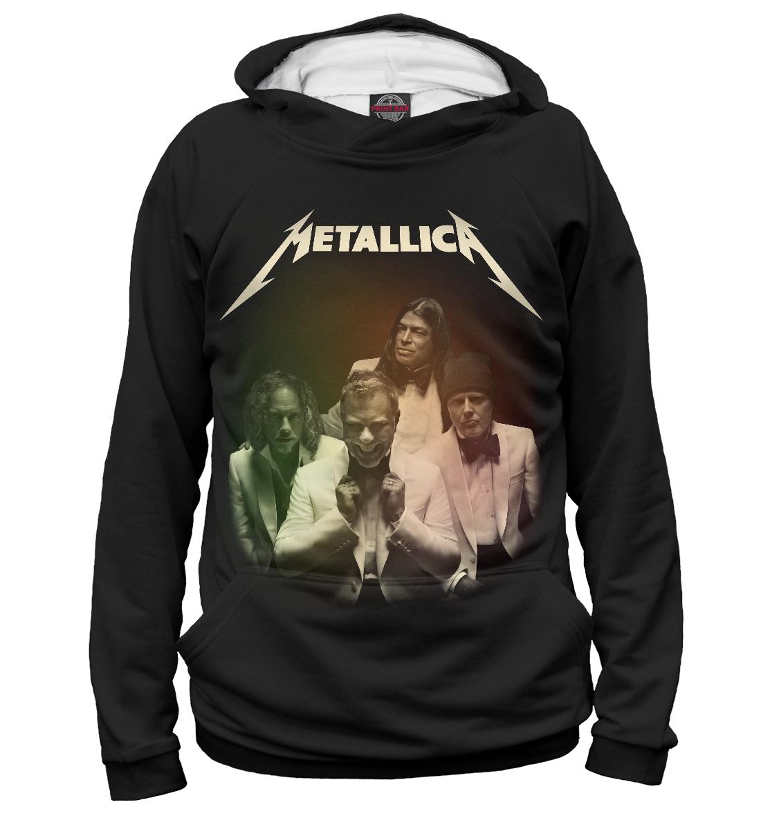 Купить Metallica, Printbar, Худи, MET-988869-hud-2