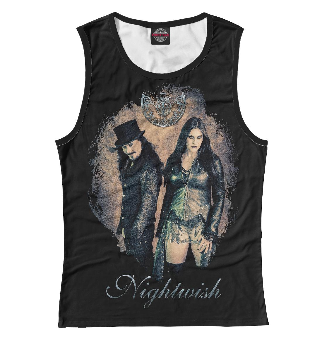 Купить Nightwish, Printbar, Майки, NTH-664914-may-1