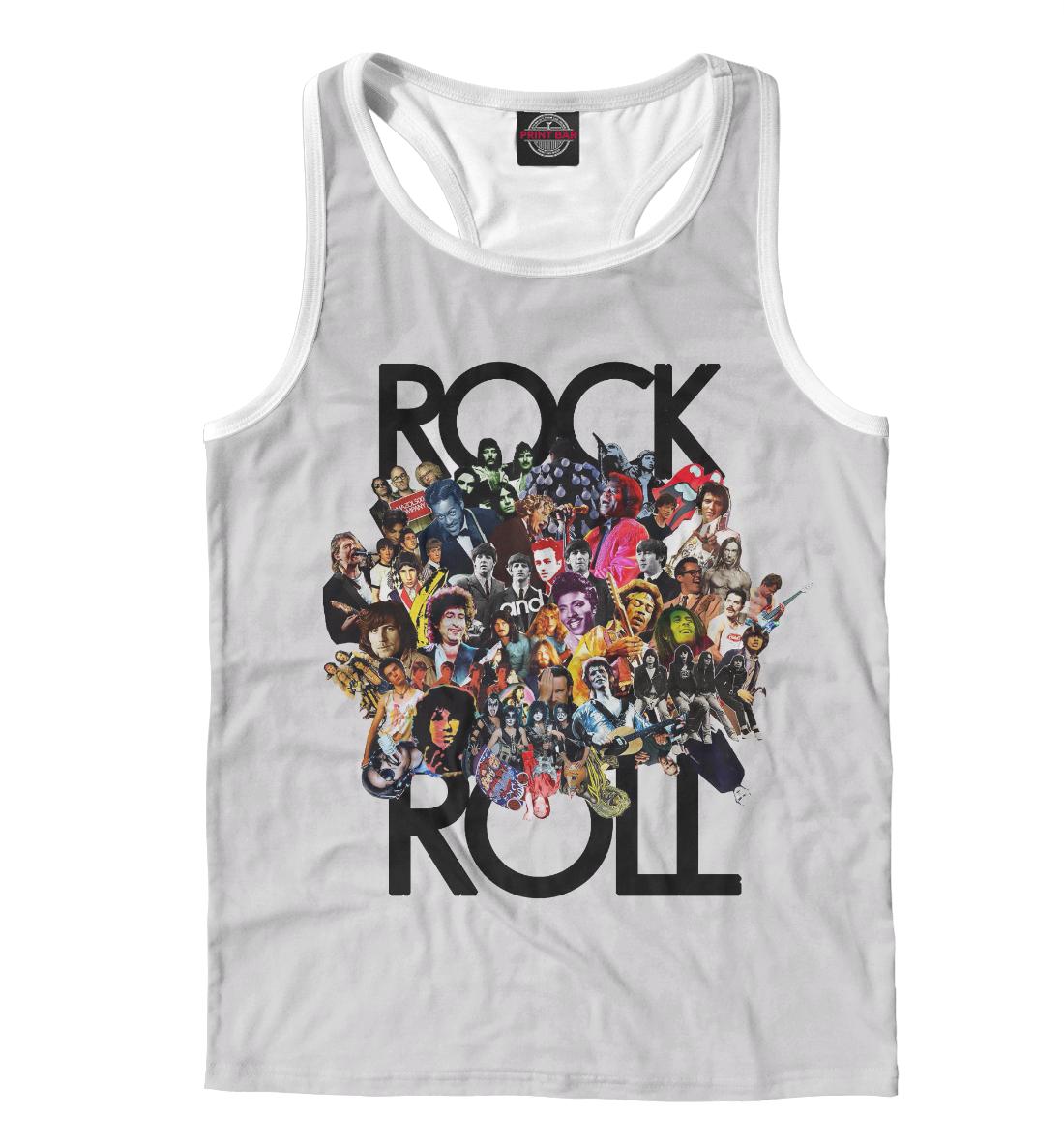 Купить Rock-n-Roll, Printbar, Майки борцовки, RCK-850780-mayb-2