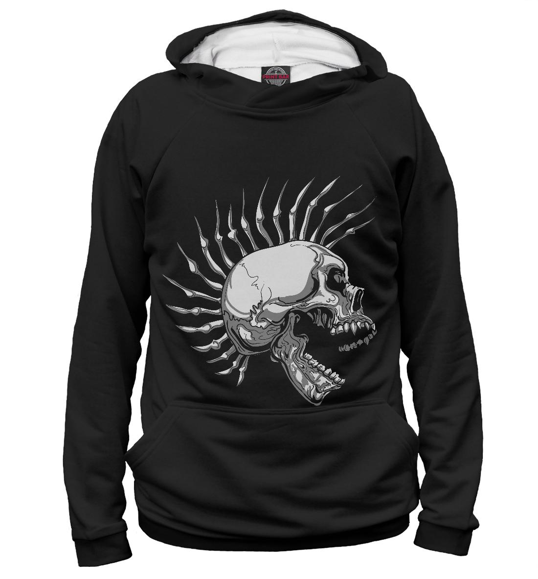 Hardcore Punk Skull