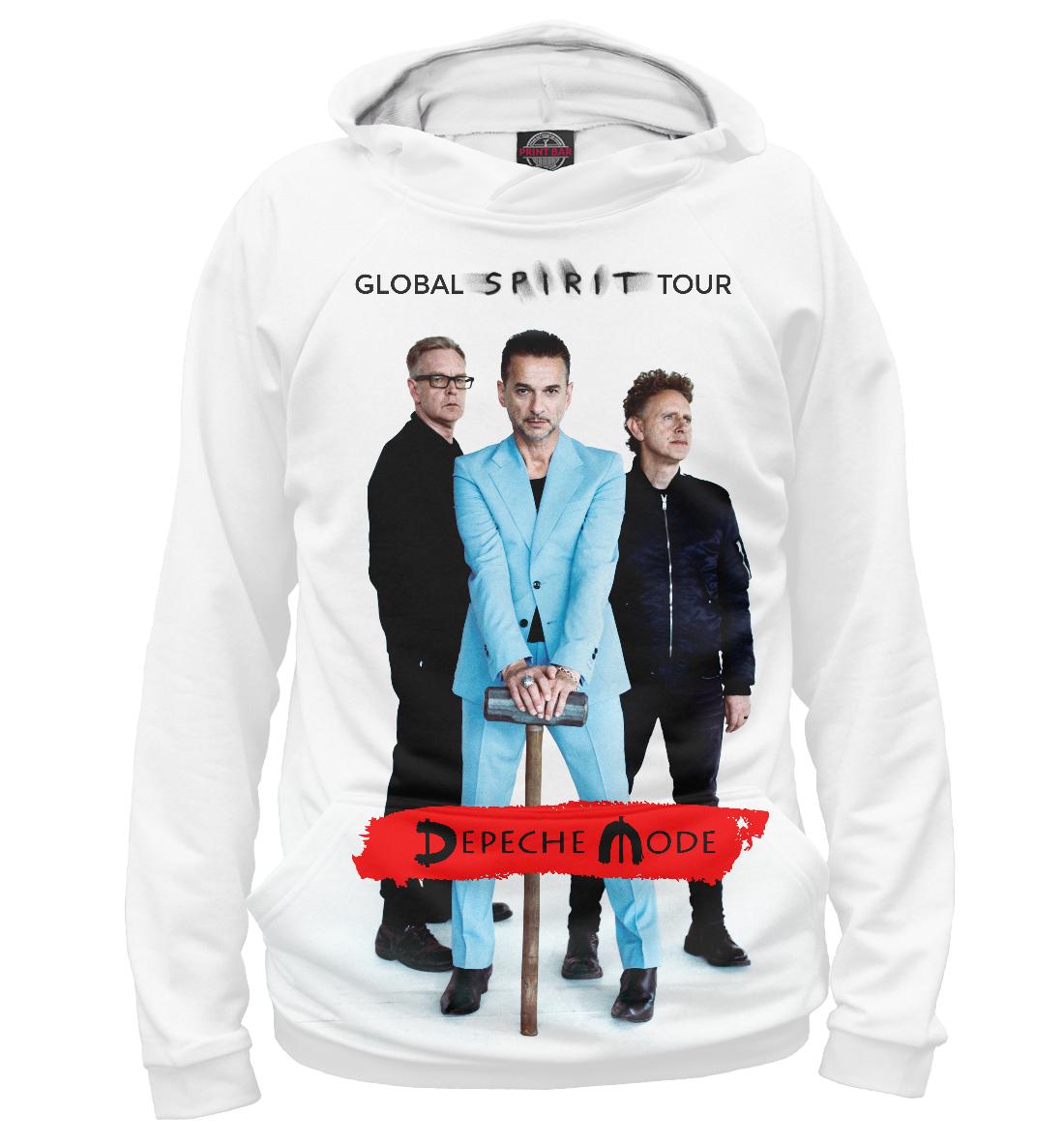 Купить The Global Spirit Tour, Printbar, Худи, MZK-610015-hud-1