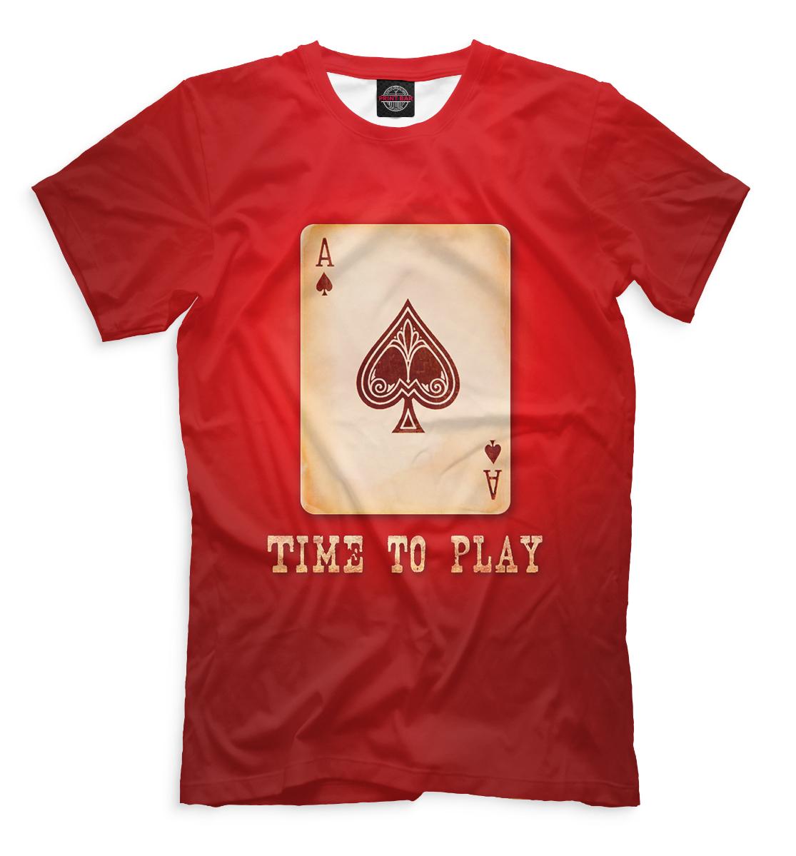 Купить Покер, Printbar, Футболки, POK-859729-fut-2
