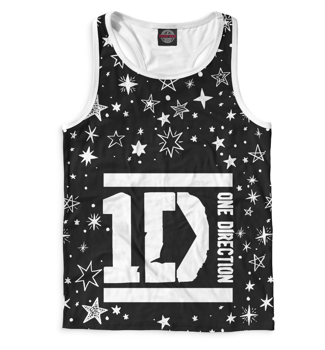 Купить One Direction, Printbar, Майки борцовки, OND-942964-mayb-2
