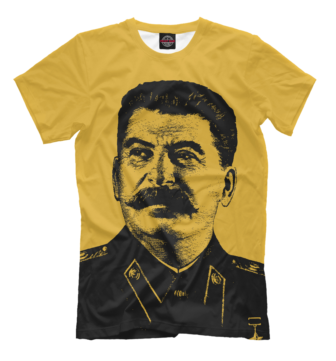 Купить Сталин, Printbar, Футболки, SSS-117948-fut-2