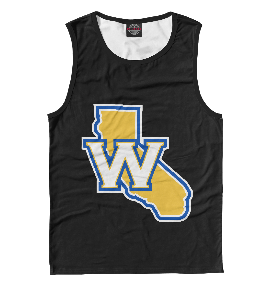 Купить Golden State Warriors, Printbar, Майки, NBA-592802-may-2