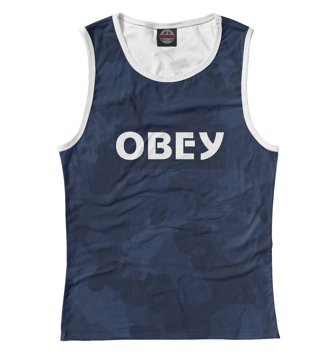 Купить OBEY style collection 2018, Printbar, Майки, APD-947795-may-1