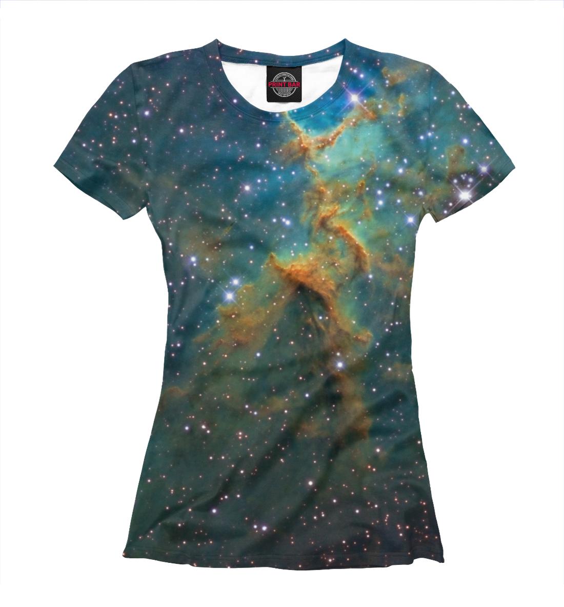 Купить Космос, ты просто космос, Printbar, Футболки, SPA-624746-fut-1