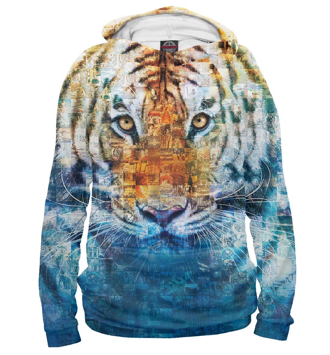 Купить Тигр - Жизнь Пи, Printbar, Худи, HIS-149200-hud-1