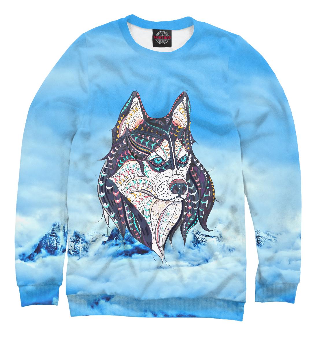 Купить Siberian Husky, Printbar, Свитшоты, DOG-759984-swi-2