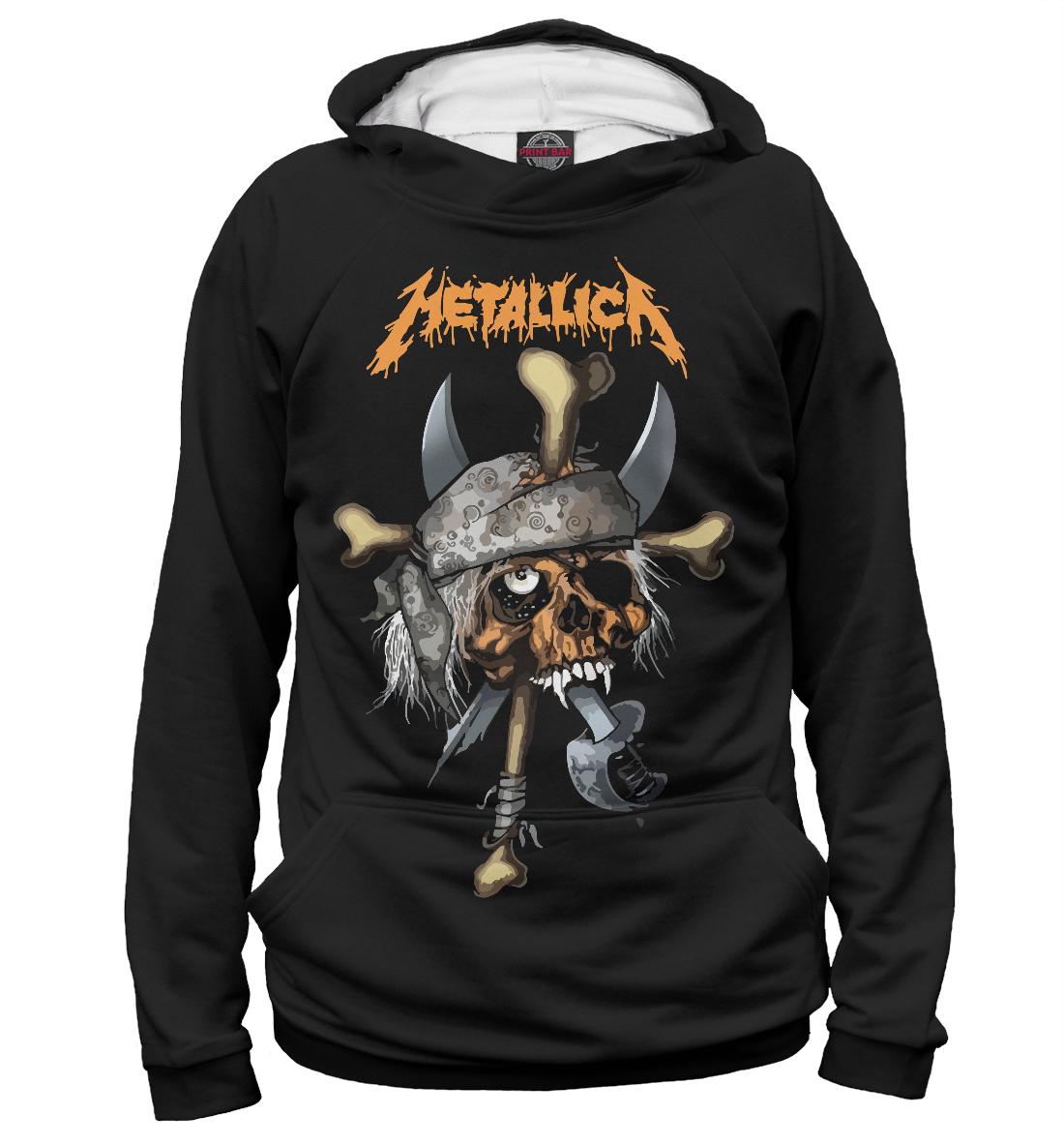 Купить Metallica, Printbar, Худи, MET-964632-hud-2