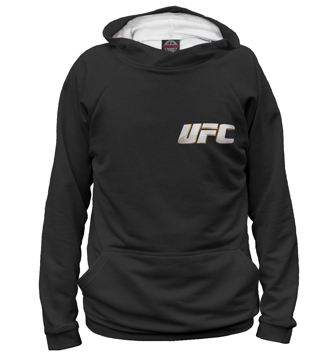 Купить UFC, Printbar, Худи, MNU-334626-hud-1