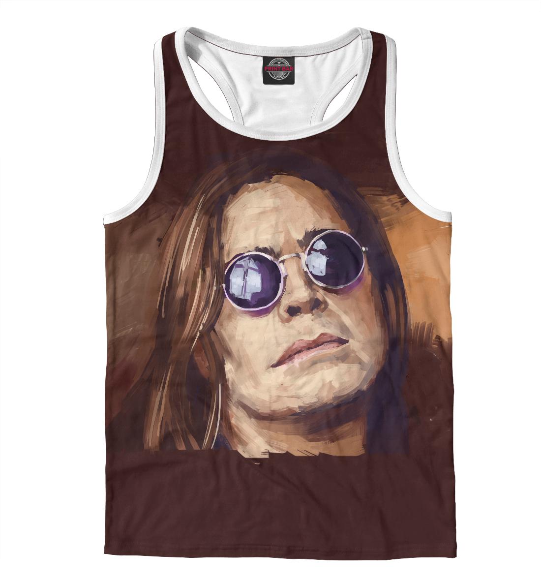 Купить Ozzy Osbourne, Printbar, Майки борцовки, OZO-770528-mayb-2