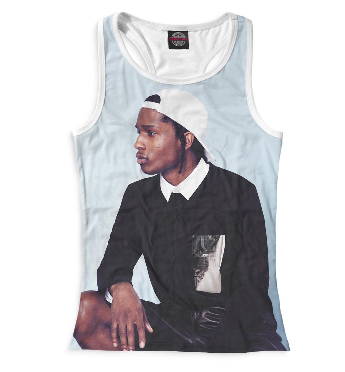 Купить A$AP Rocky, Printbar, Майки борцовки, RLG-558364-mayb-1