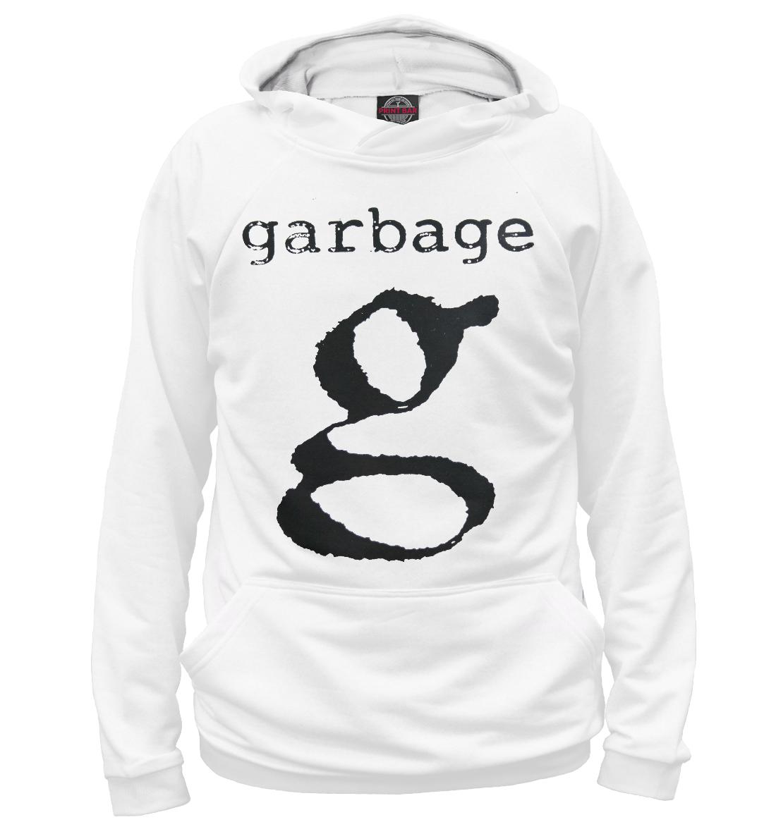 Купить G - Garbage, Printbar, Худи, MZK-101347-hud-2