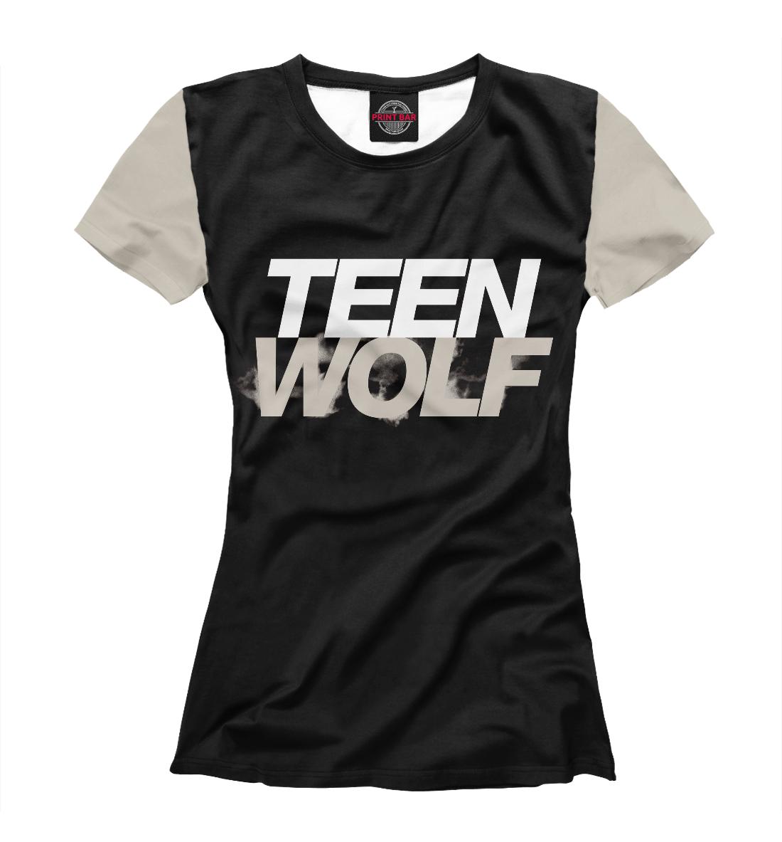 Купить Teen Wolf, Printbar, Футболки, TWF-367139-fut-1
