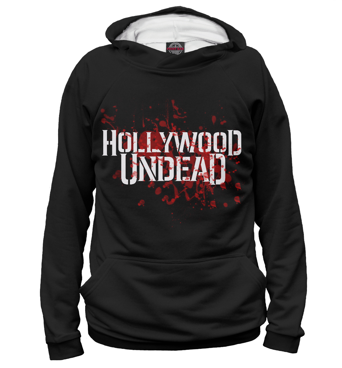 Купить Hollywood Undead, Printbar, Худи, HLW-957399-hud-1