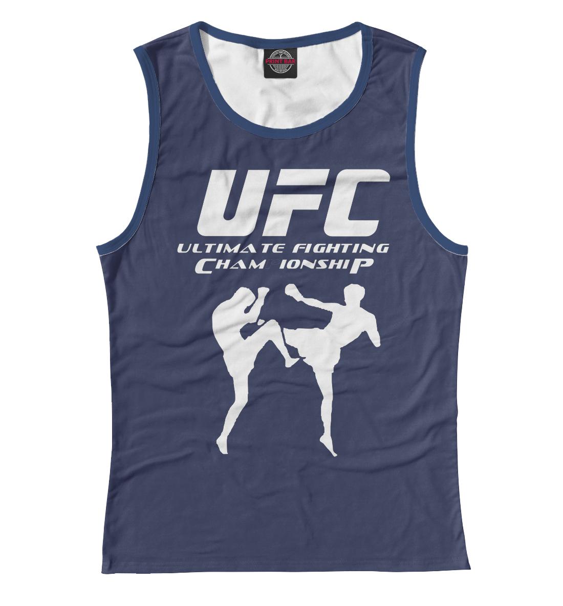 Купить UFC, Printbar, Майки, MNU-399454-may-1