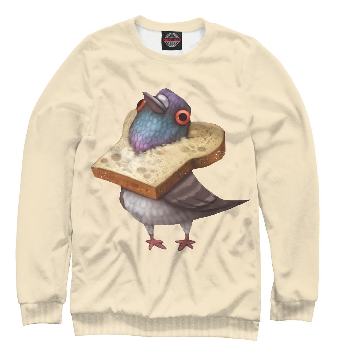 Фото - Голубь и хлебушек огненный голубь