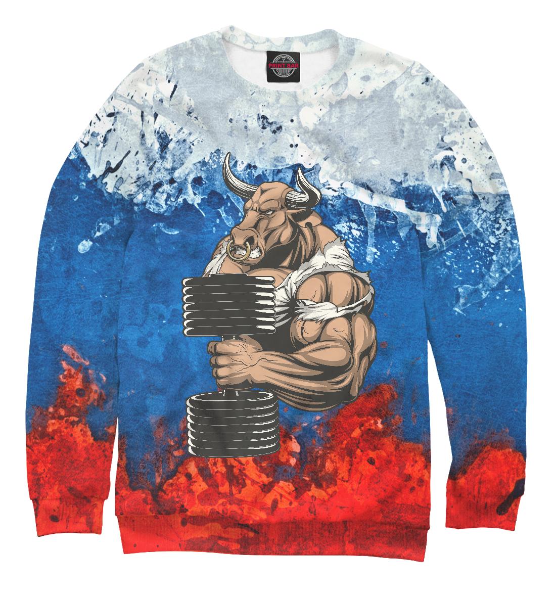 Купить Сильная Россия, Printbar, Свитшоты, SRF-105251-swi-2