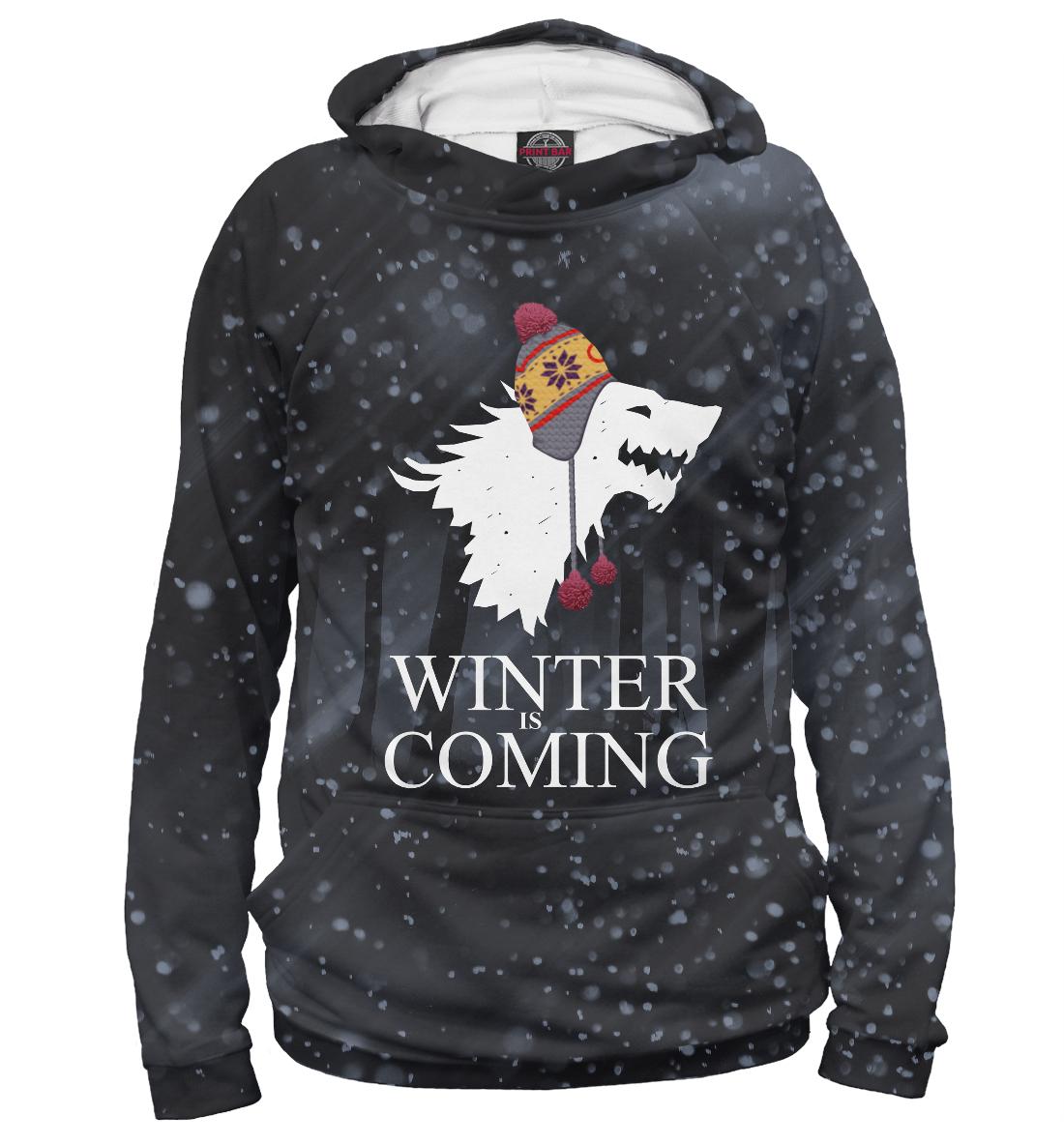 Купить Зима близко, Printbar, Худи, IGR-496837-hud-1