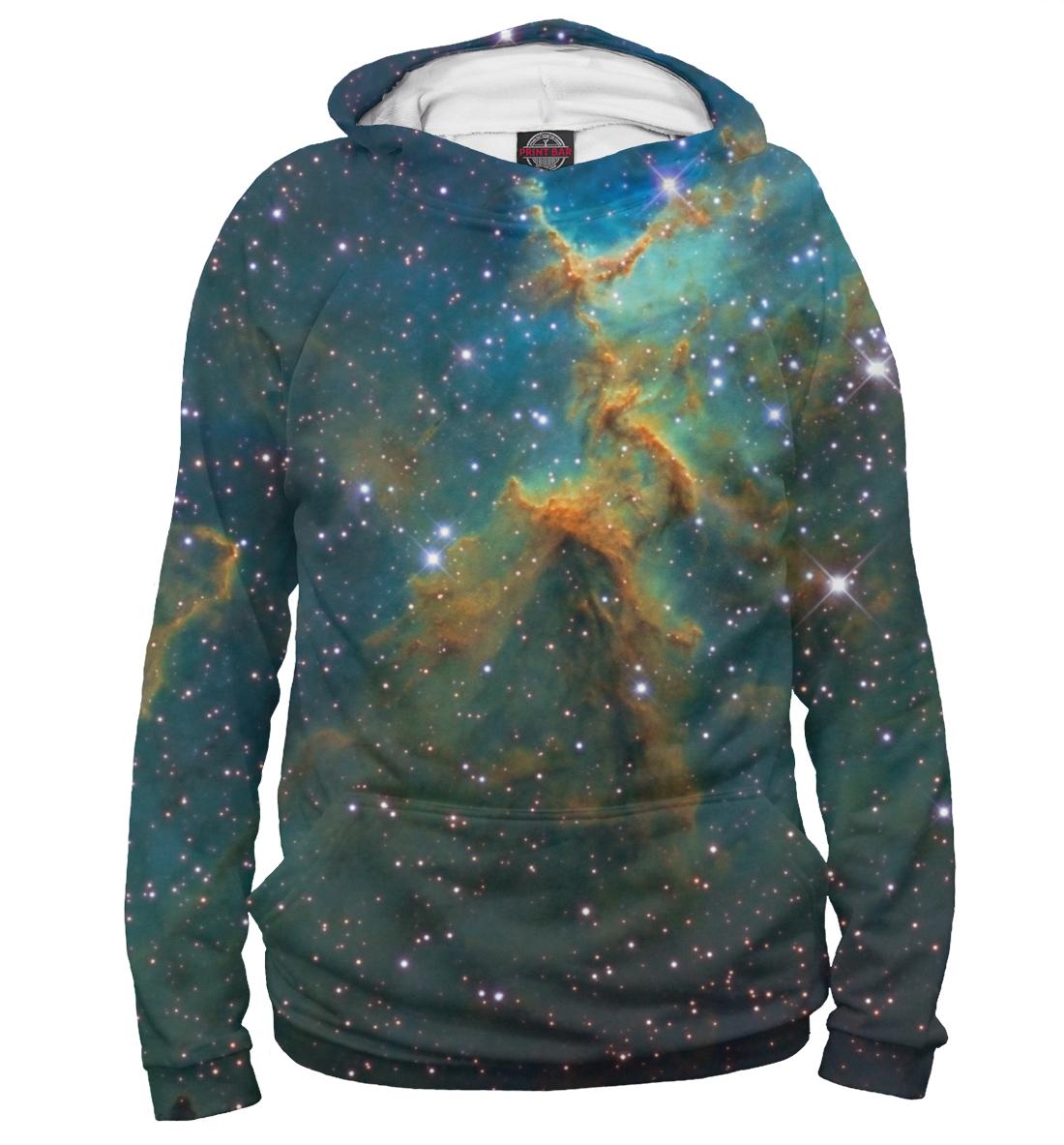 Купить Космос, ты просто космос, Printbar, Худи, SPA-624746-hud-1