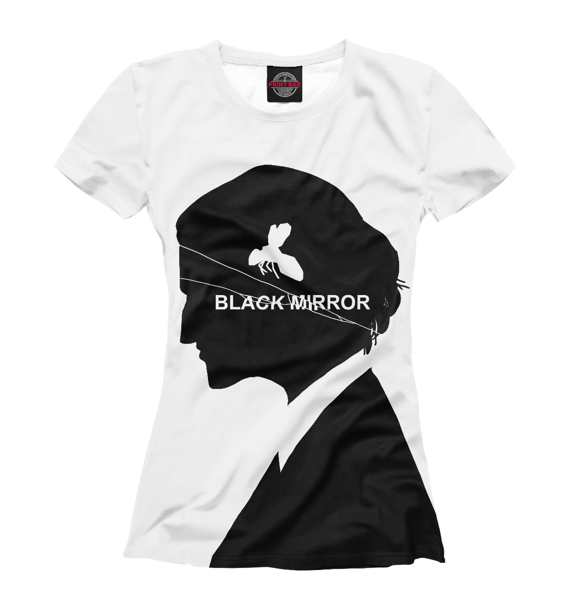 Купить Black Mirror, Printbar, Футболки, BLM-705126-fut-1