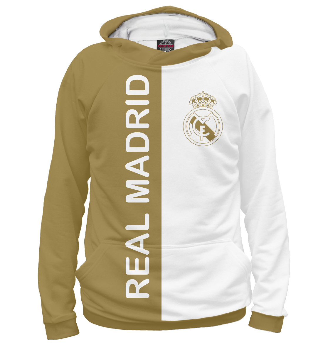 Real Madrid Gold