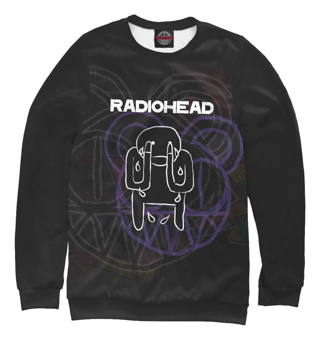 Купить Radiohead, Printbar, Свитшоты, RDH-334720-swi-2