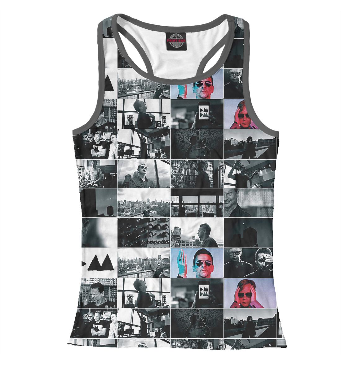 Купить Depeche Mode, Printbar, Майки борцовки, DPM-532836-mayb-1