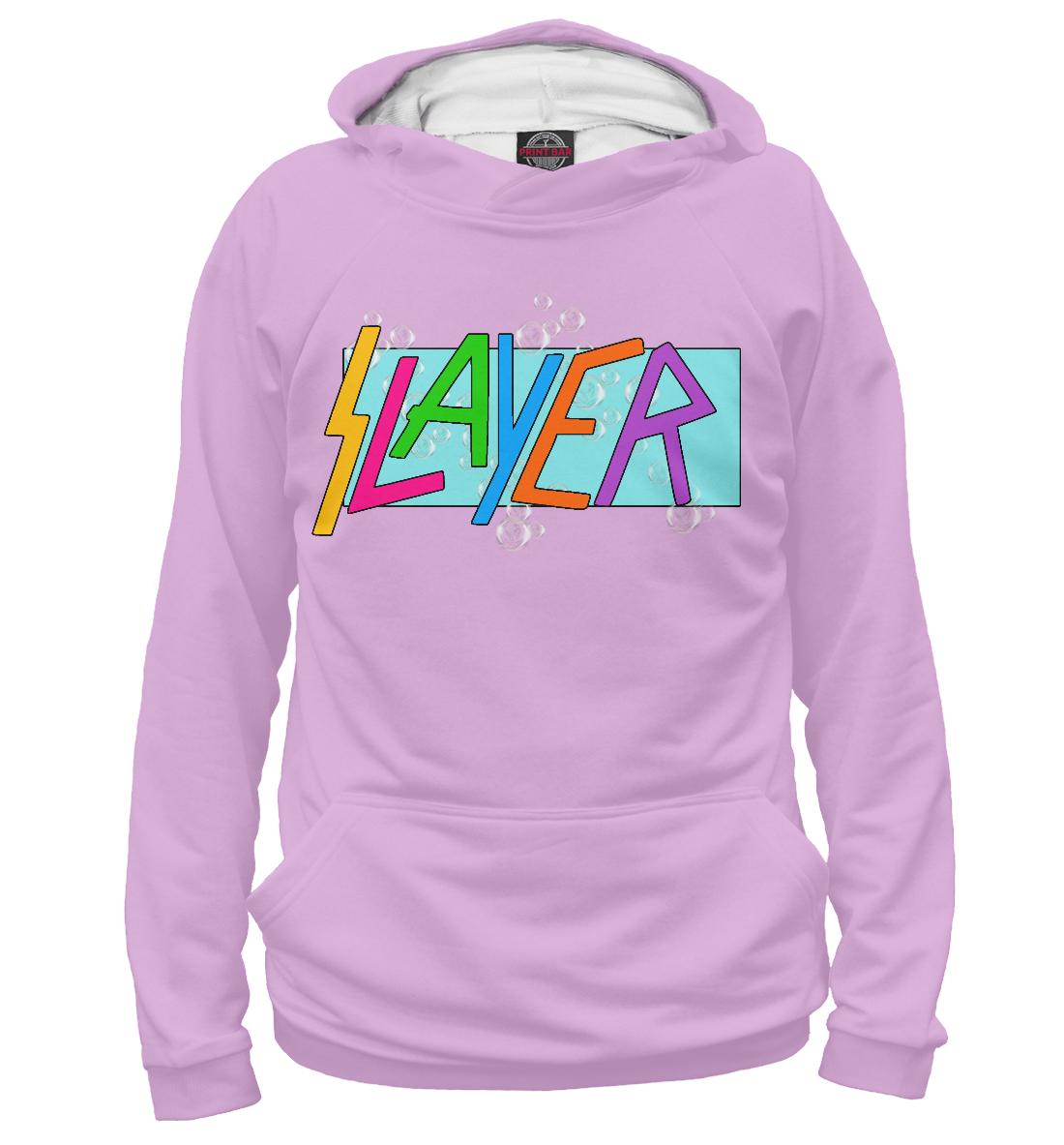 Купить Slayer, Printbar, Худи, SLR-941659-hud-2