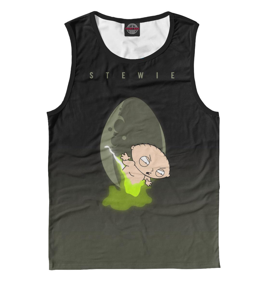 Stewie Griffin Alien printio stewie griffin