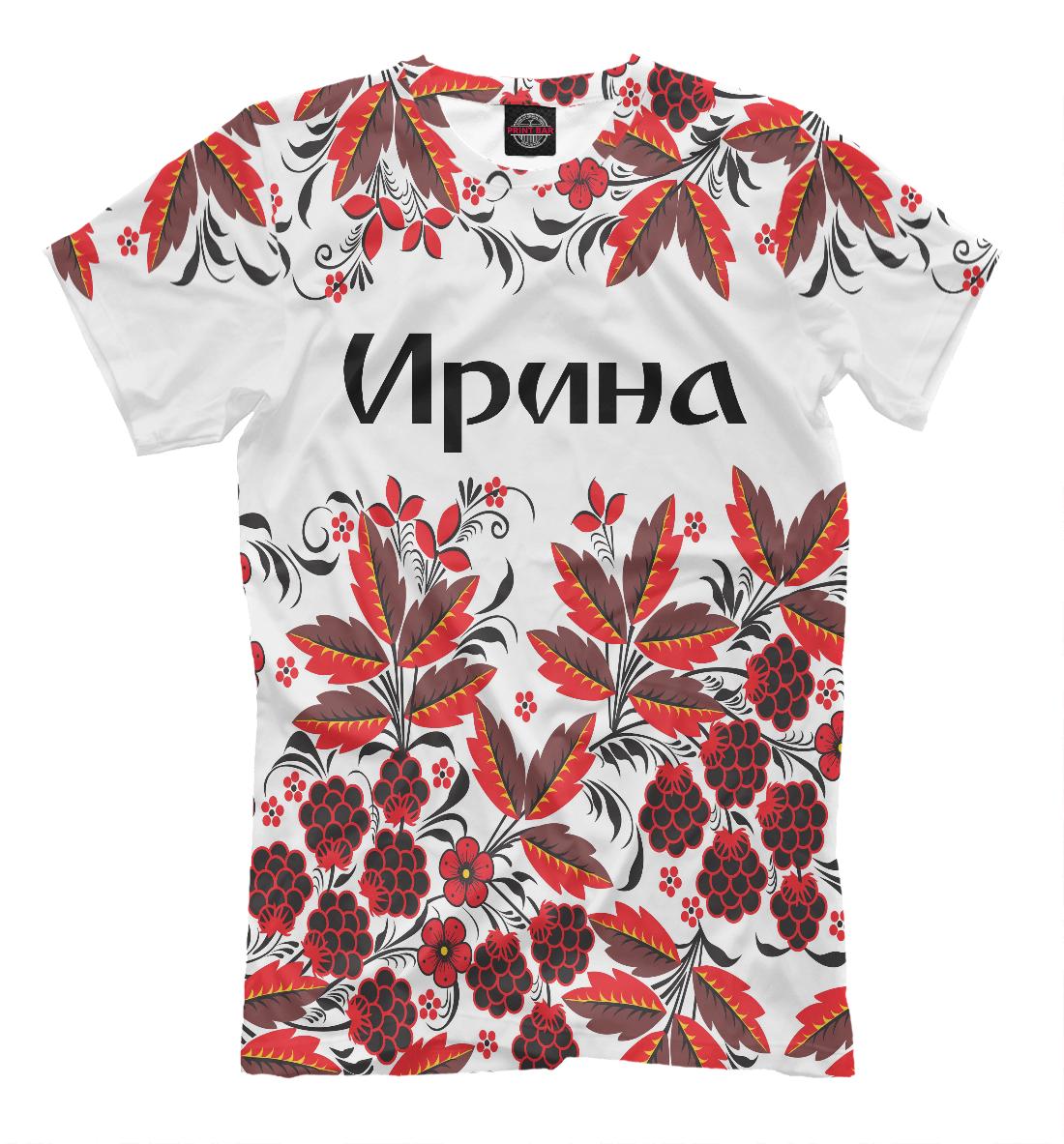 Ирина роспись хохлома