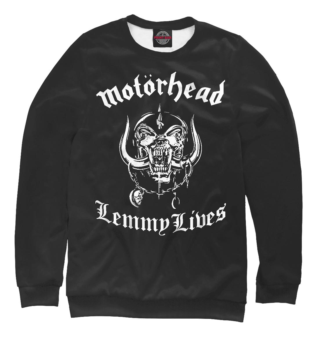 Купить Motorhead, Printbar, Свитшоты, MZK-550058-swi-2