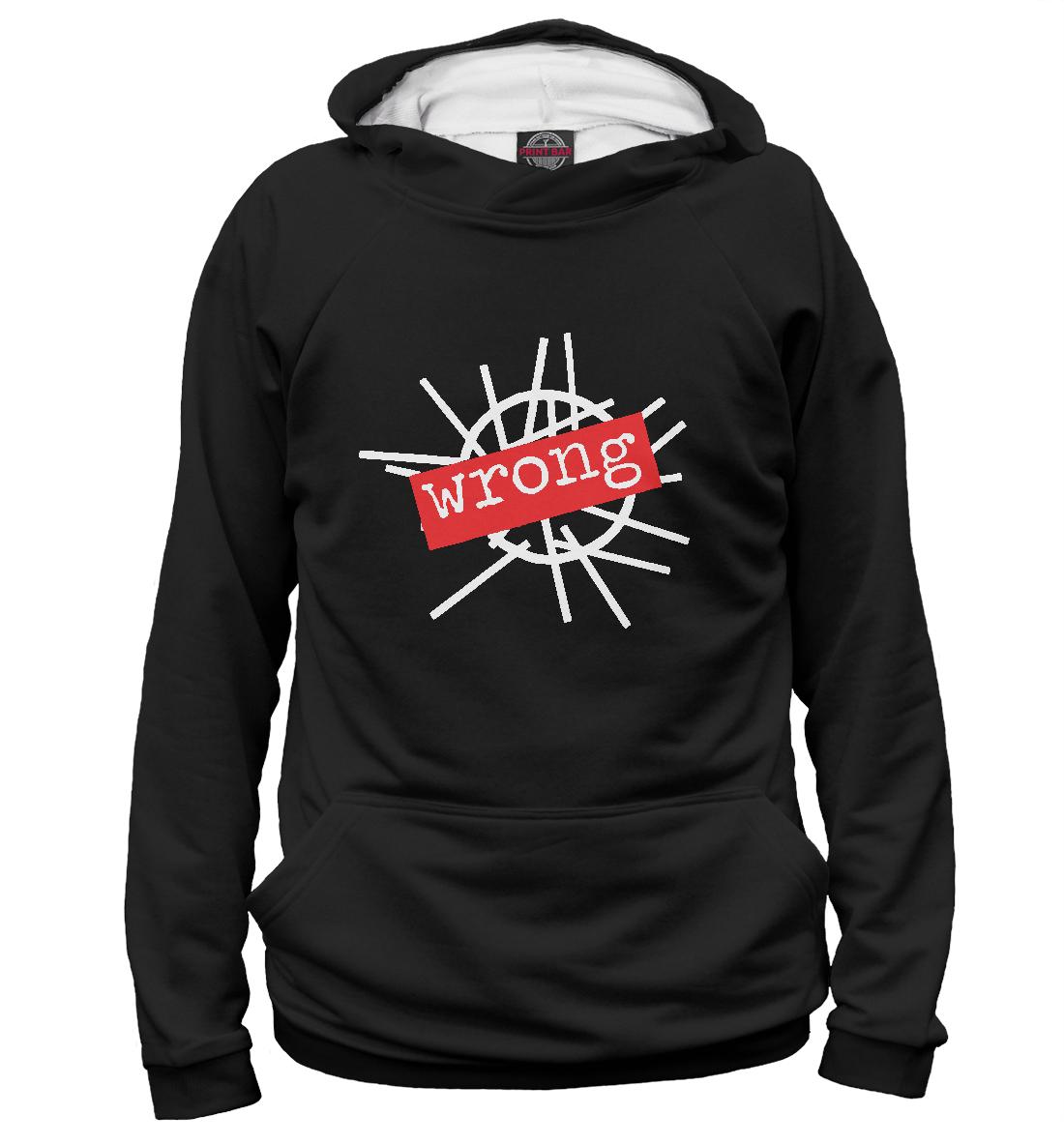 Купить Depeche Mode Wrong, Printbar, Худи, DPM-545906-hud-2