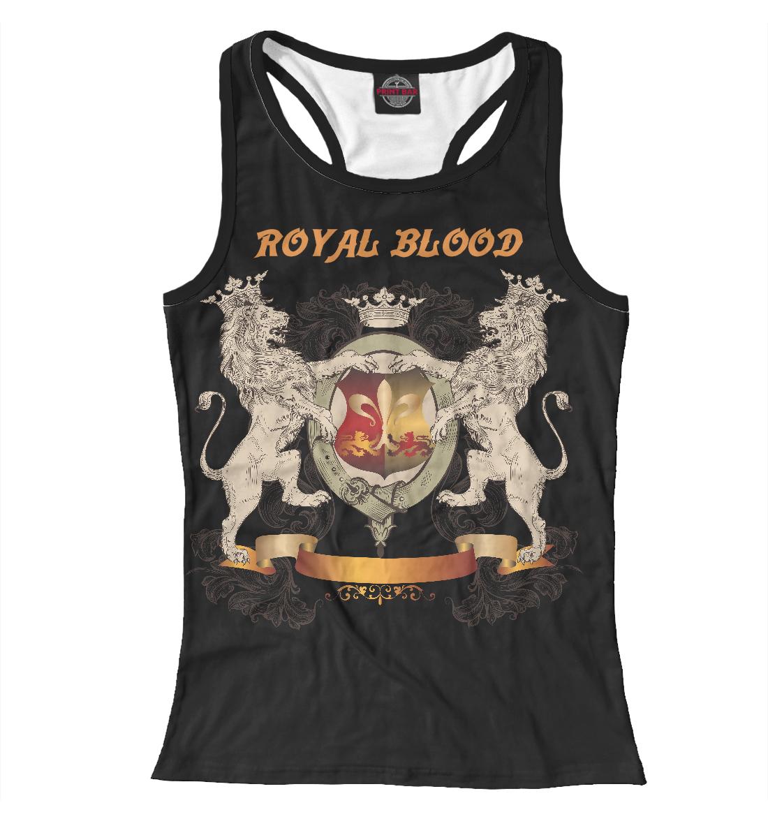 Купить Королевская кровь, Printbar, Майки борцовки, APD-235264-mayb-1