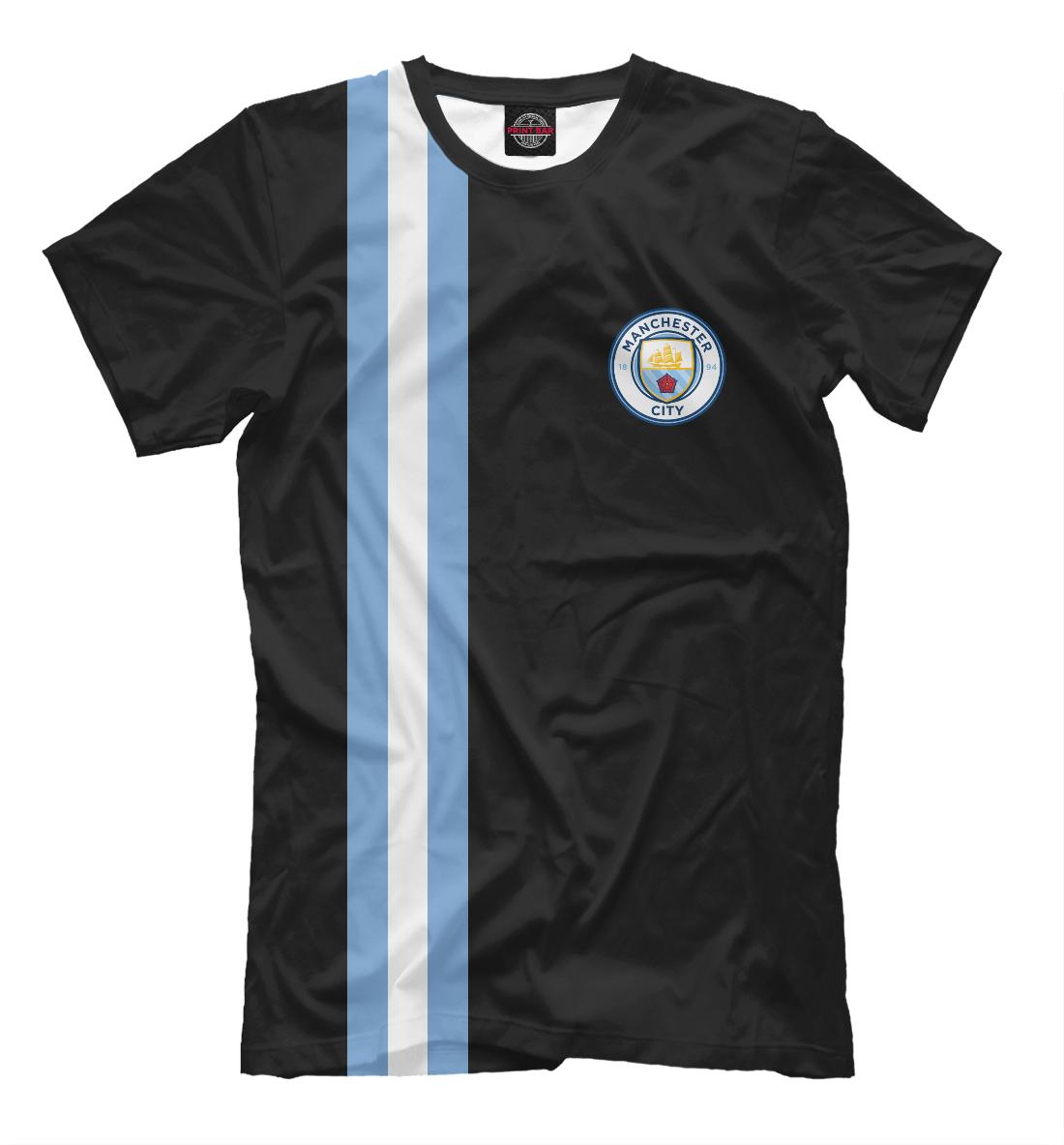Купить Manchester City Line Collection, Printbar, Футболки, MNC-900517-fut-2