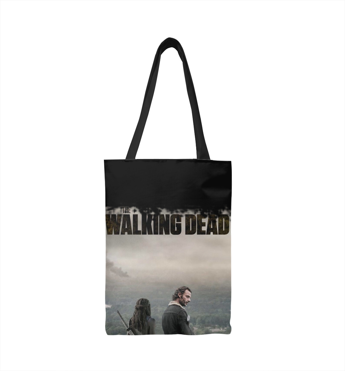 Walking Dead paul finch dead man walking