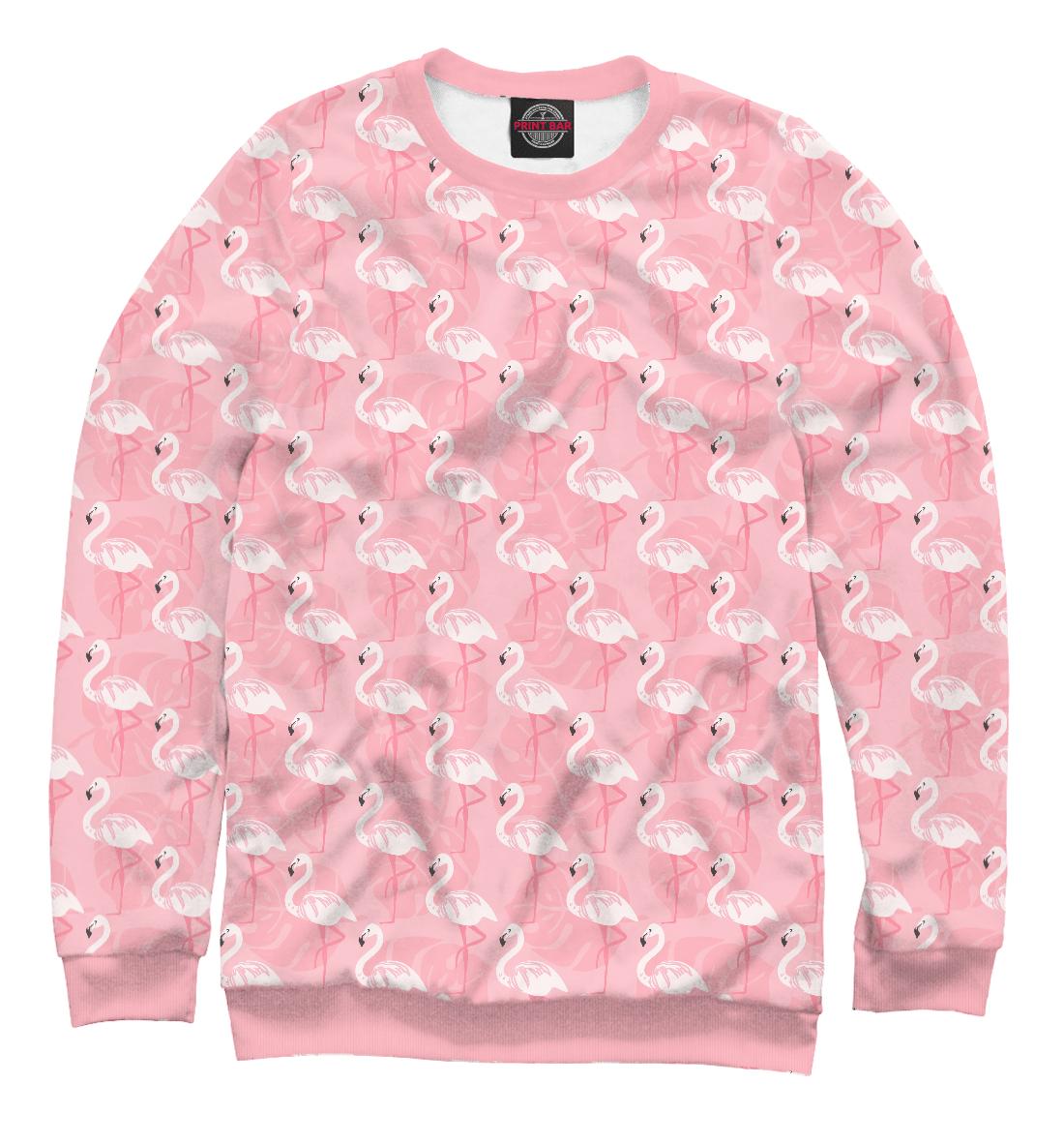 Купить Розовый Фламинго, Printbar, Свитшоты, PTI-396884-swi-1
