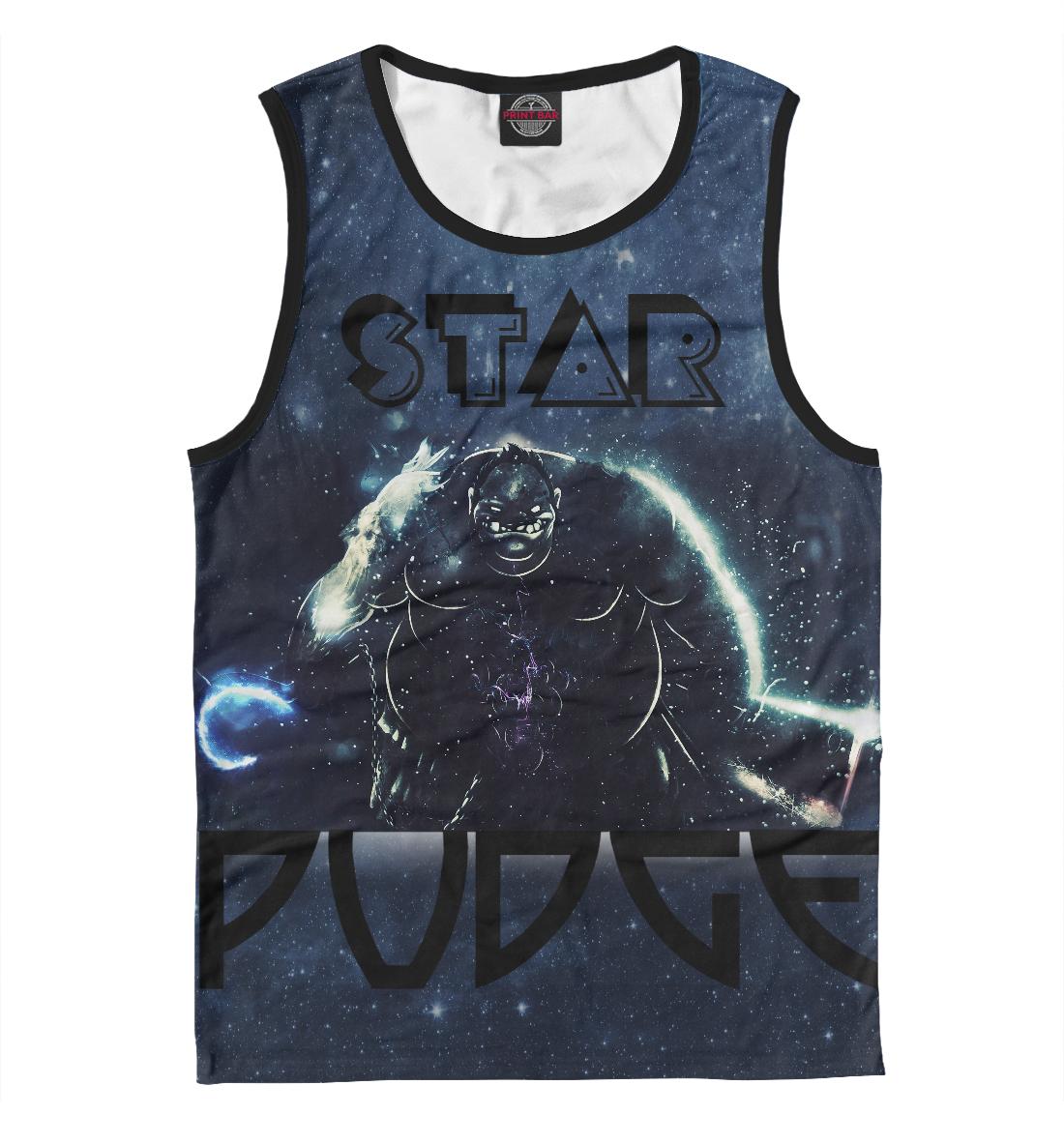 Купить Звёздный Пудж (Star Pudge), Printbar, Майки, DO2-935955-may-2