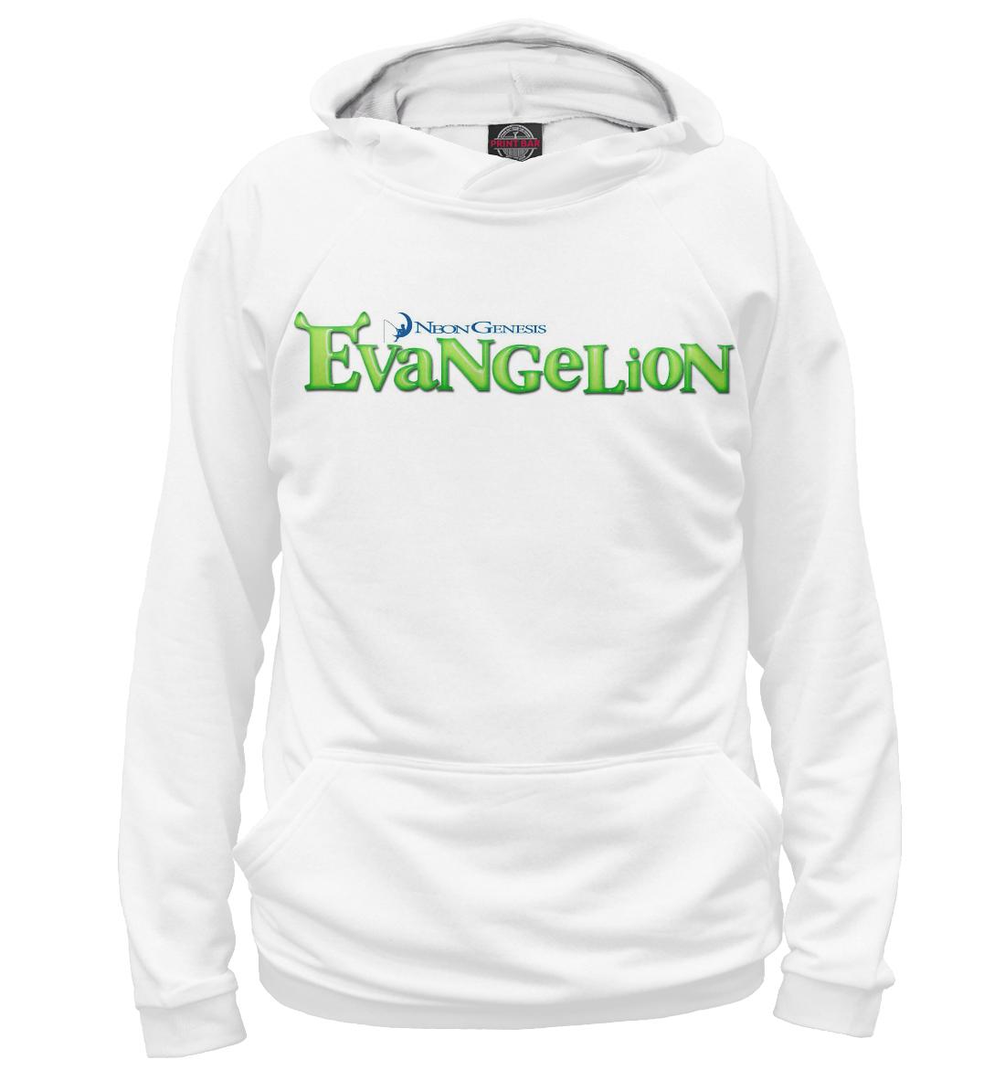 Купить Neon Genesis Shrek, Printbar, Худи, EVA-212890-hud-1