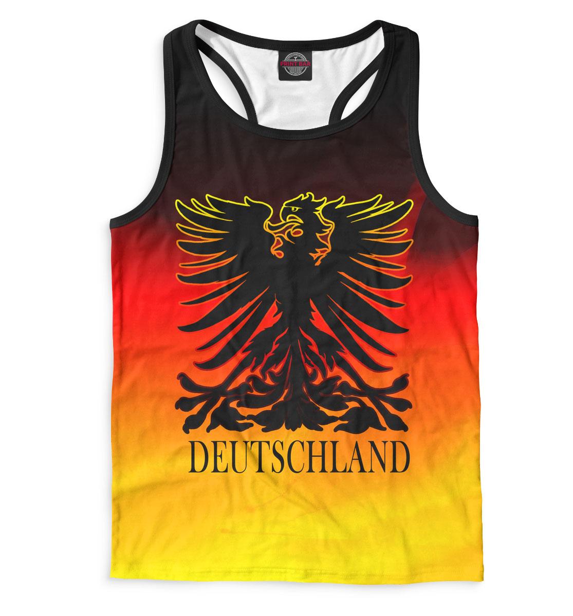 Купить Германия, Printbar, Майки борцовки, CTS-697155-mayb-2